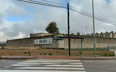 Enfermería, Cárcel de Alcalá Meco