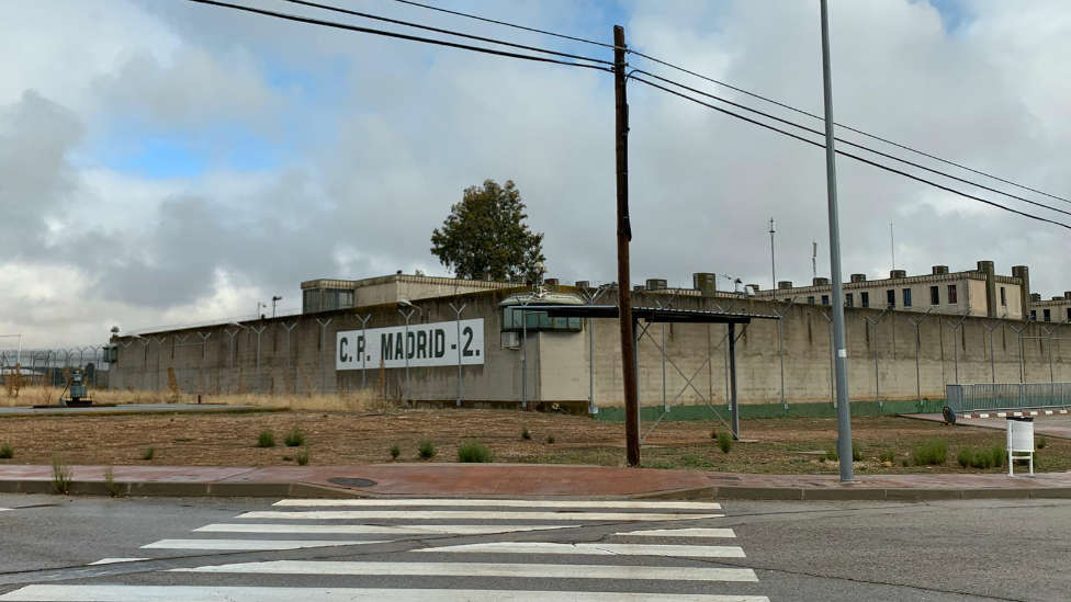 Alcalá Meco Prison