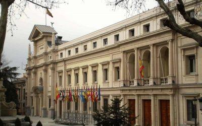 ¡Nueva Adjudicación! Obras en el Palacio del Senado